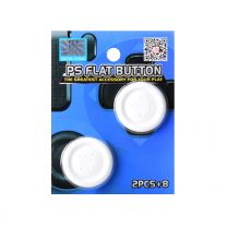 PS Flat button wit