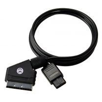 RGB Scart kabel voor Nintendo SNES - GC - N64 PAL versie