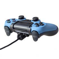 Tuact PS4 controller kabel met houder